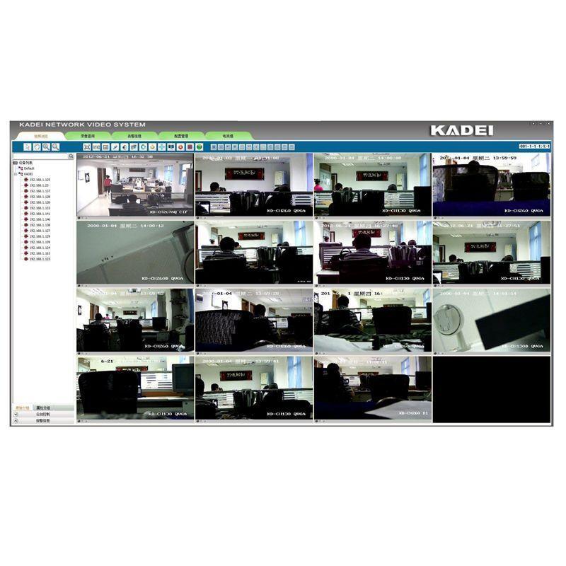 日立监控接线图